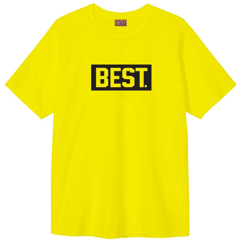 BEST Box Yellow Tee