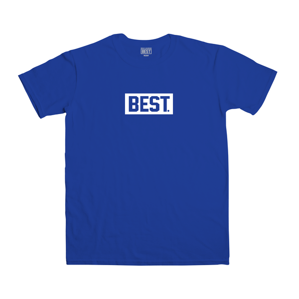 Best Block Royal Tee