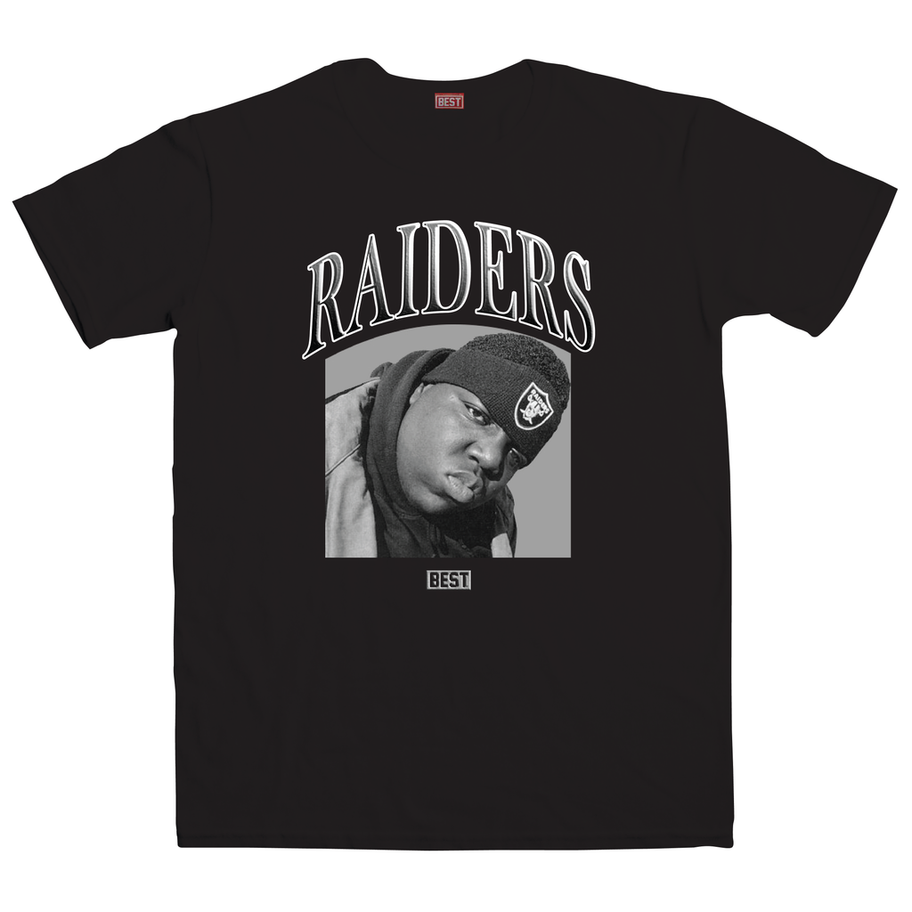 Raiders Black Tee