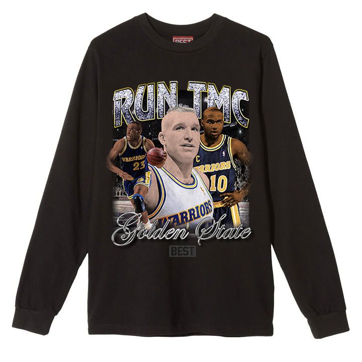 RUN TMC Longsleeve Black