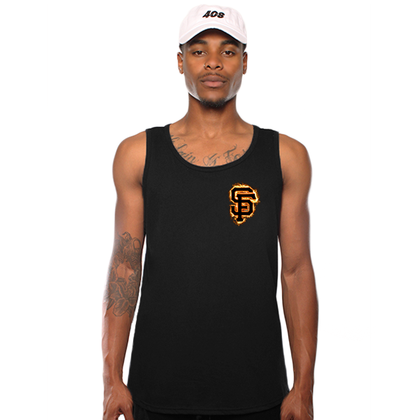 SF Fire Black Tank