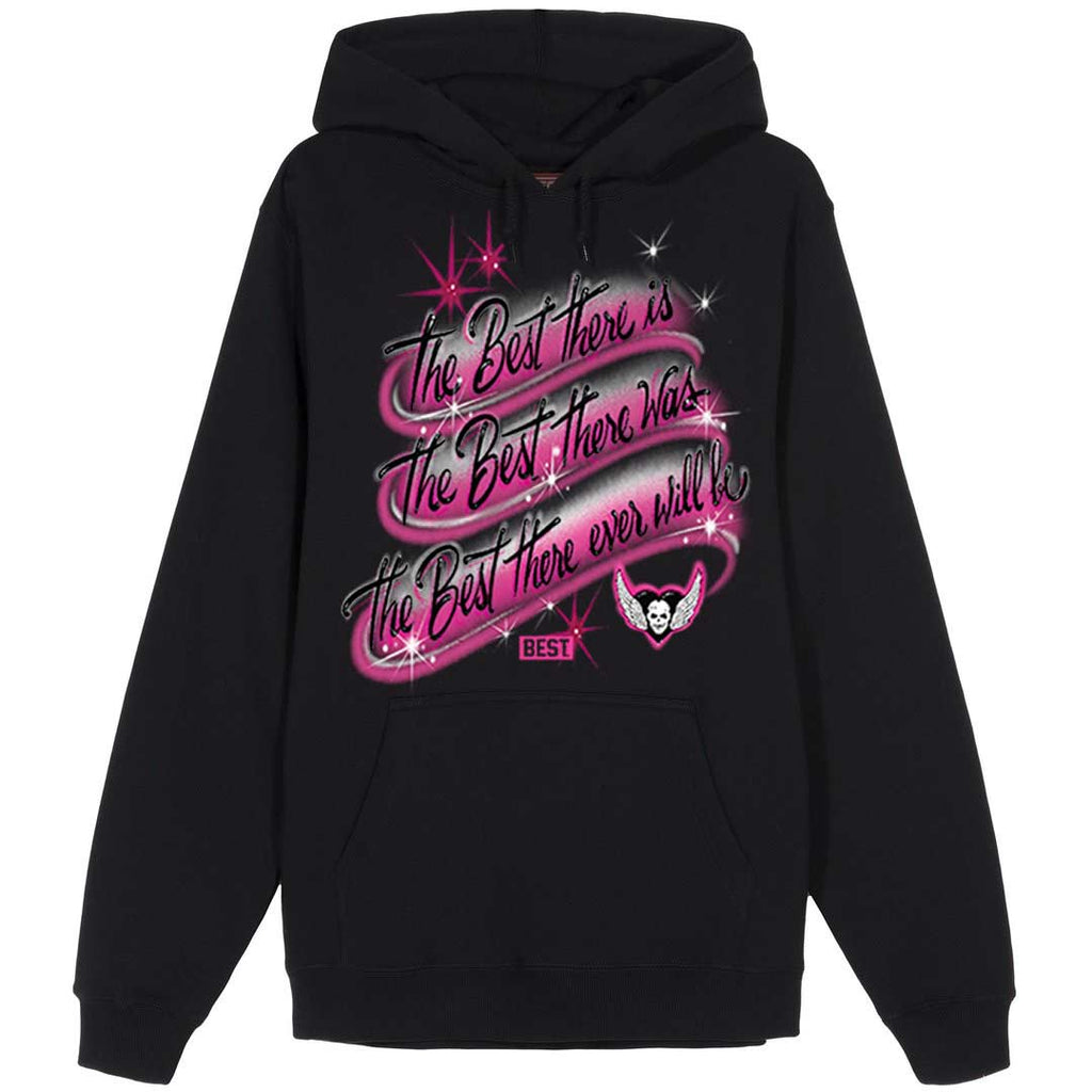 The Best There Is Hoodie Black