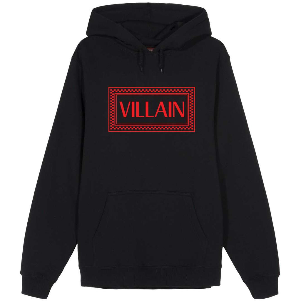 Very Saucy Villain Black Hoodie