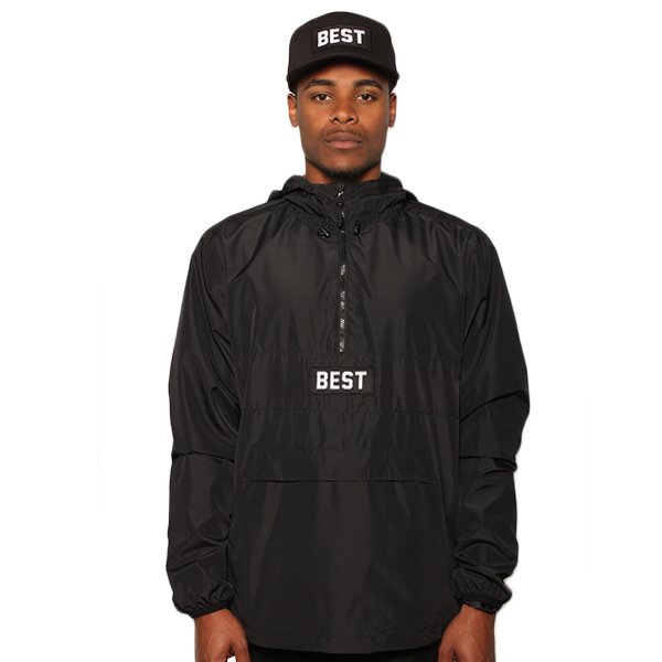 Black Best Anorak