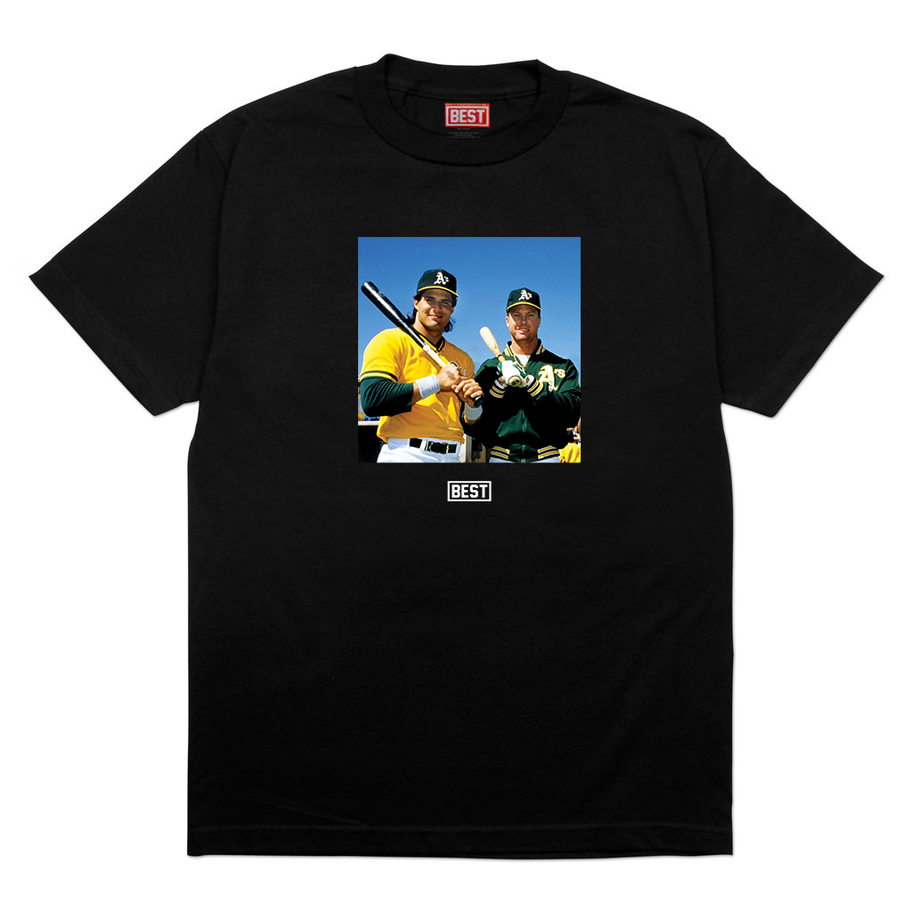 Bash Bros Black Tee