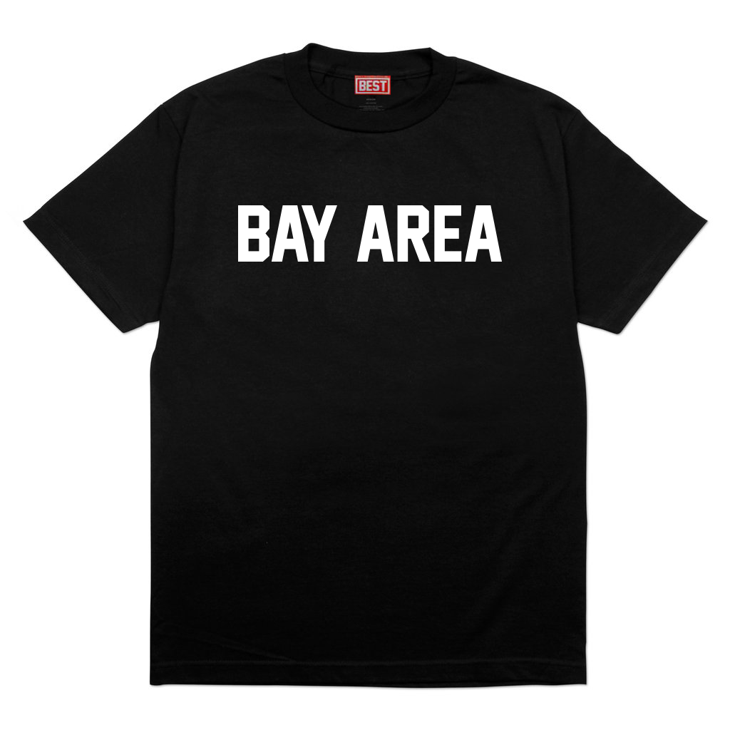 Bay Area Black Tee