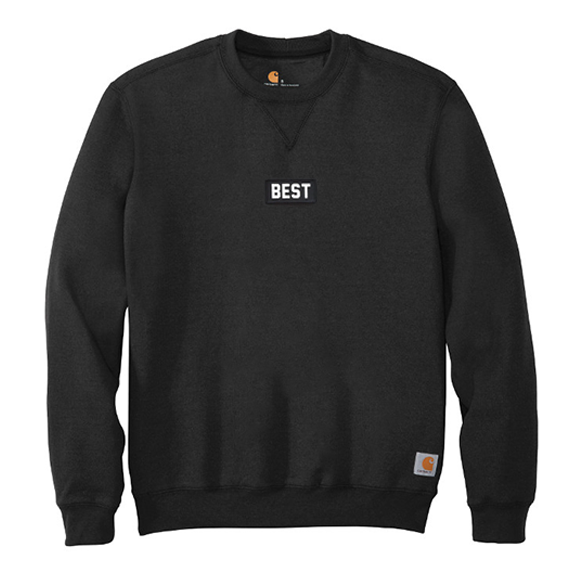 Carhartt x Breezy Excursion Black Crew