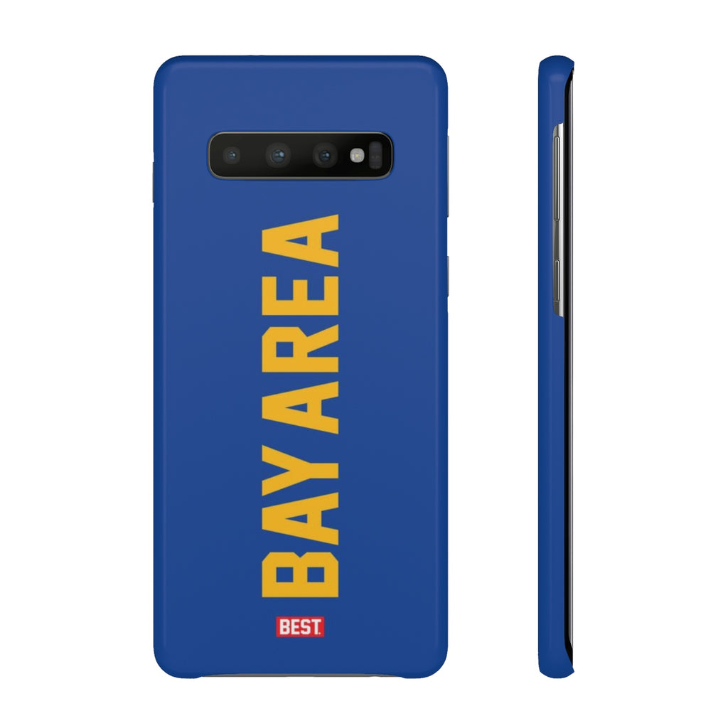 Bay Area (Warriors) Galaxy Case