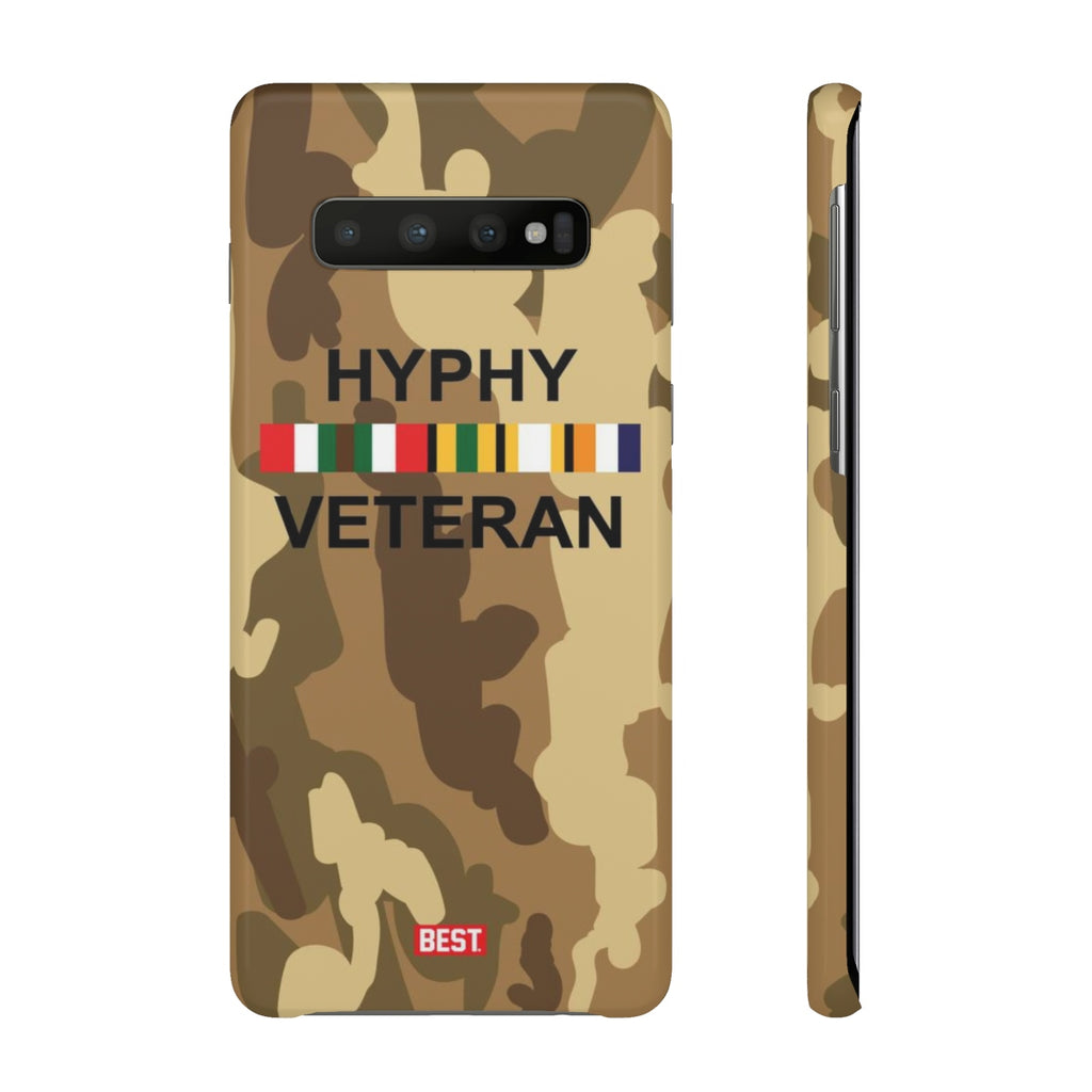 Hyphy Veteran Camo Galaxy Case