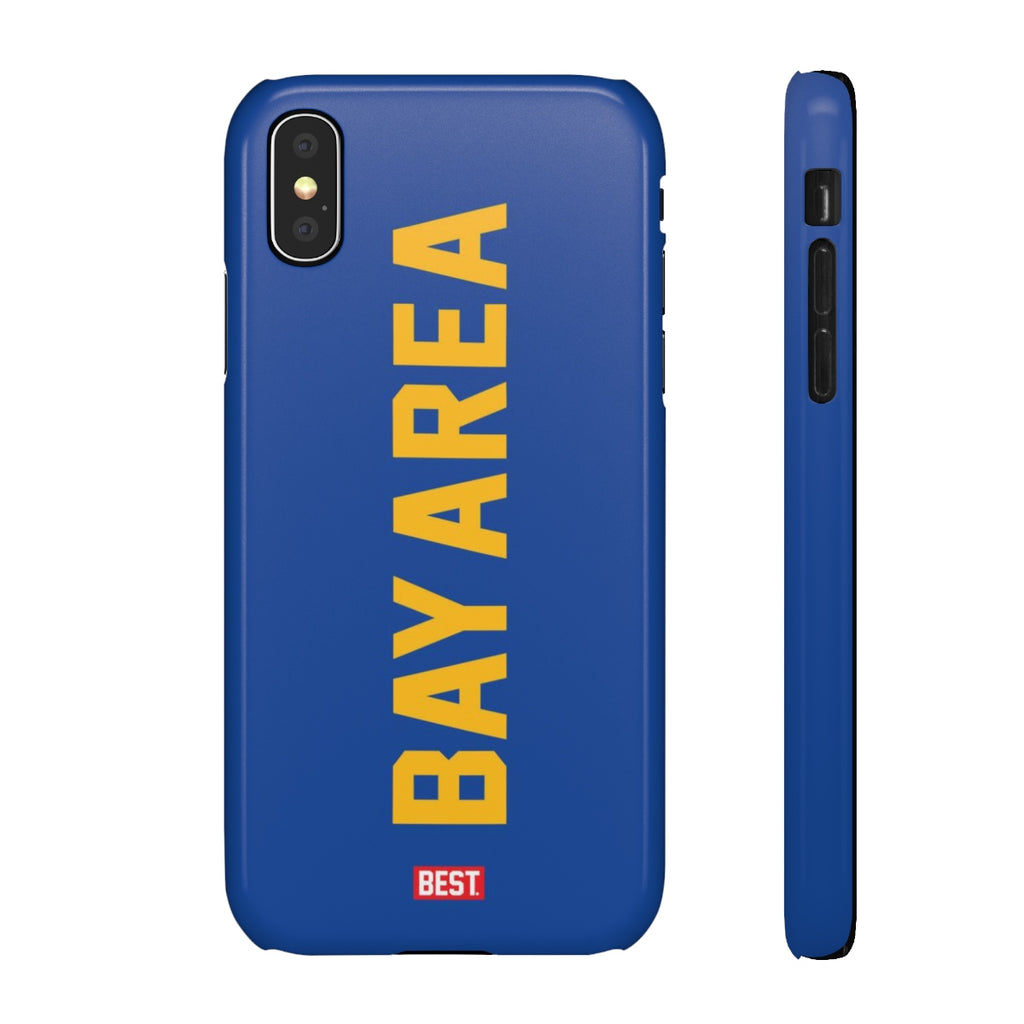 Bay Area (Warriors) iPhone Case