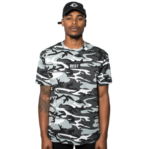 BEST Box Winter Camo Tee