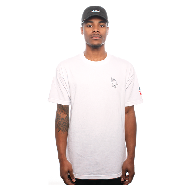 Blessed Hands White Tee