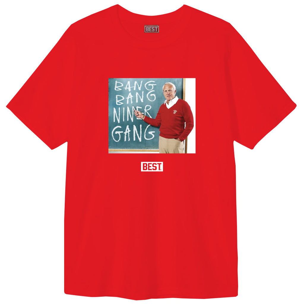 BANG BANG BILL TEE RED