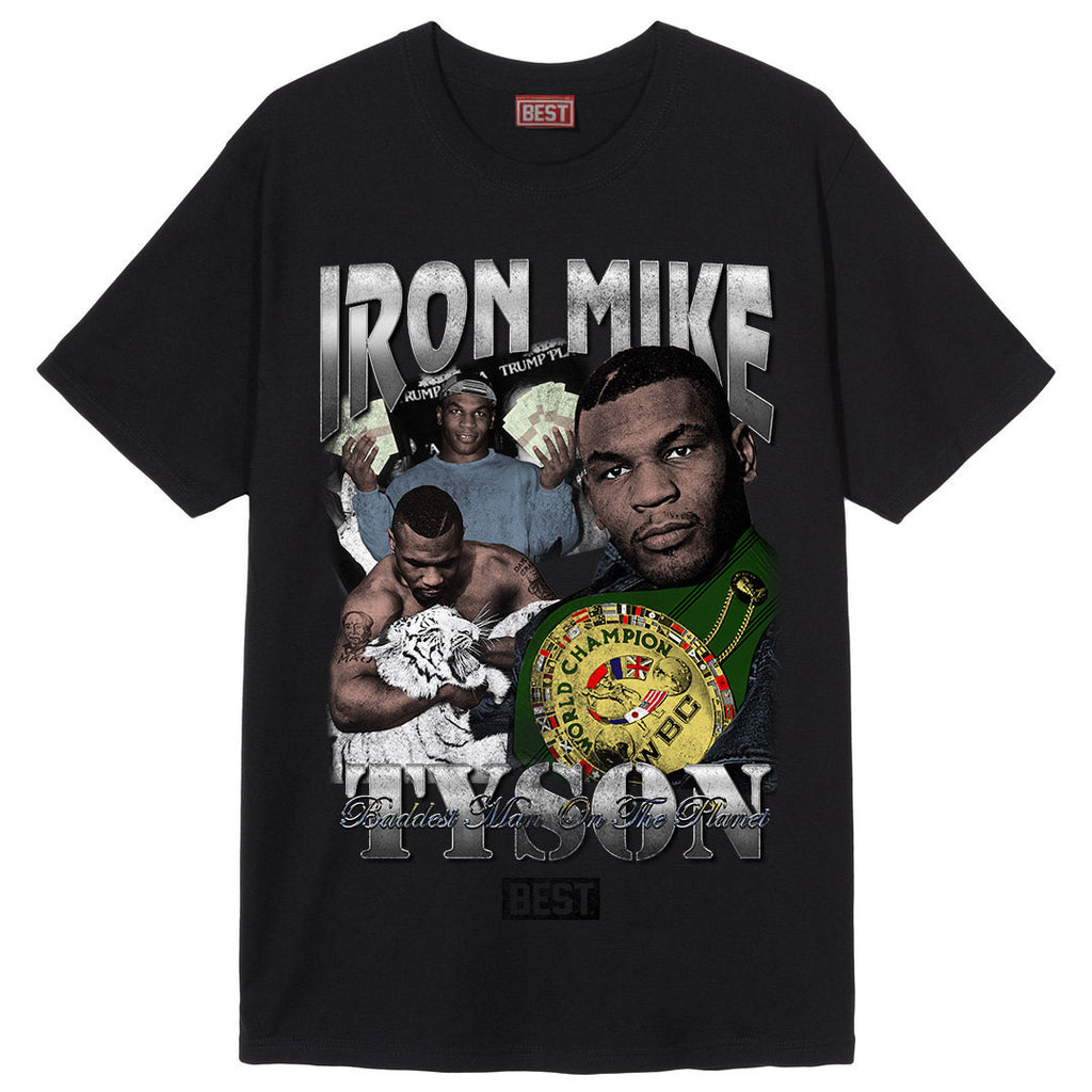 Iron Mike Bootleg Tee