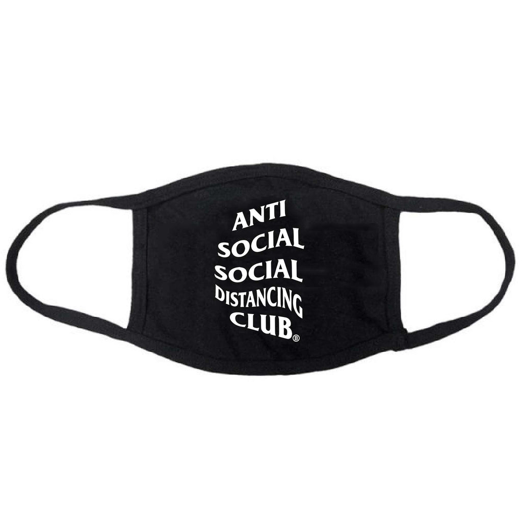 Anti Social Social Distancing Face Mask