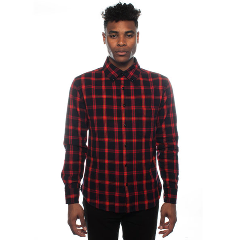 McLaughlin Plaid Flannel
