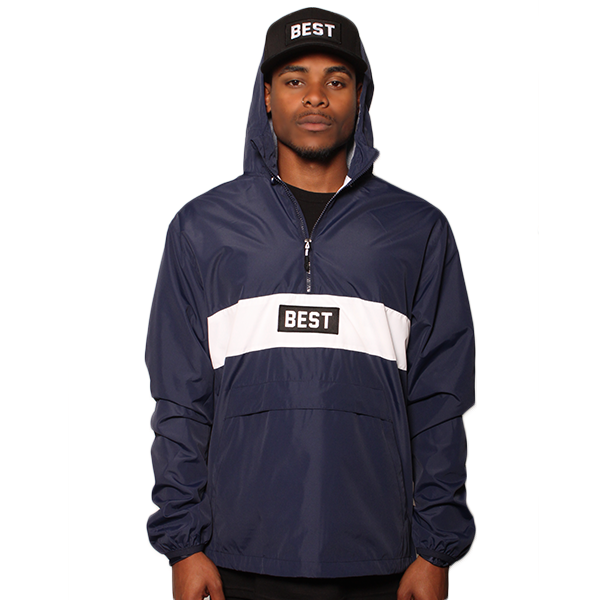 Navy Best Anorak
