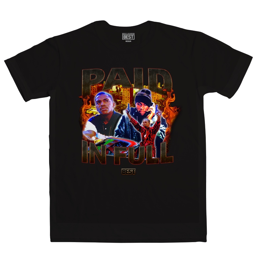 Paid in Full Band Tee