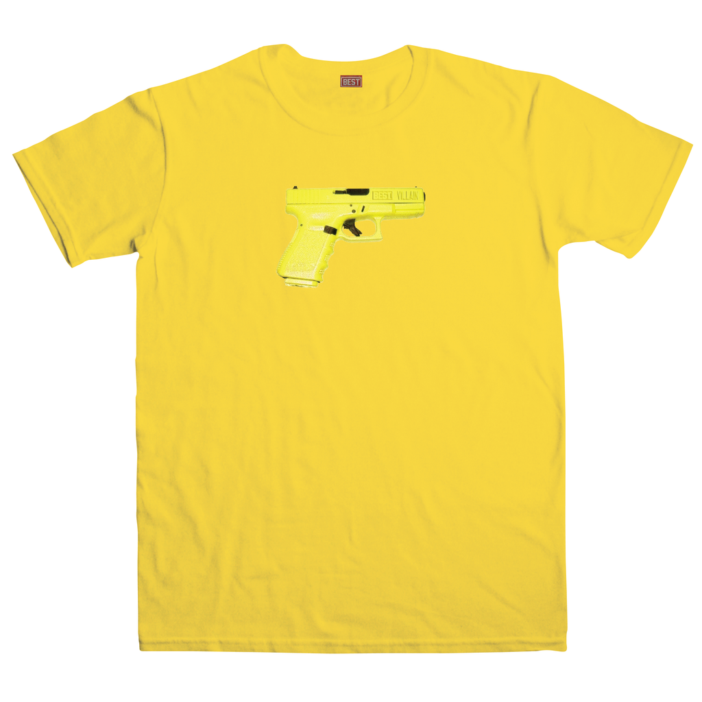 Peace Maker Yellow Tee