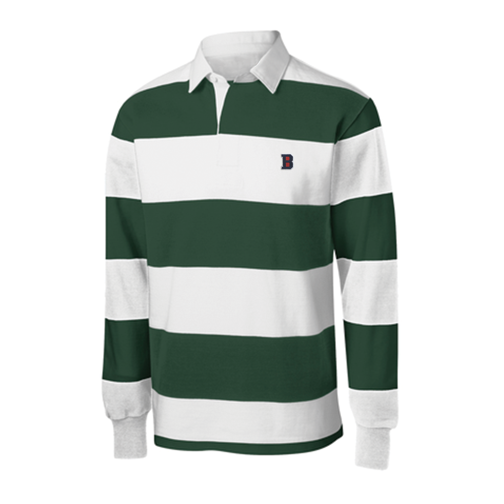 Champion B Green Rugby Polo