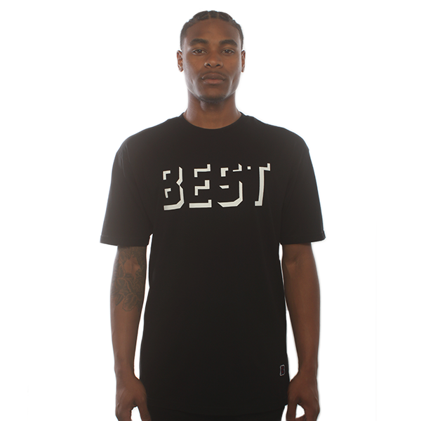 Best Shadow Black Tee