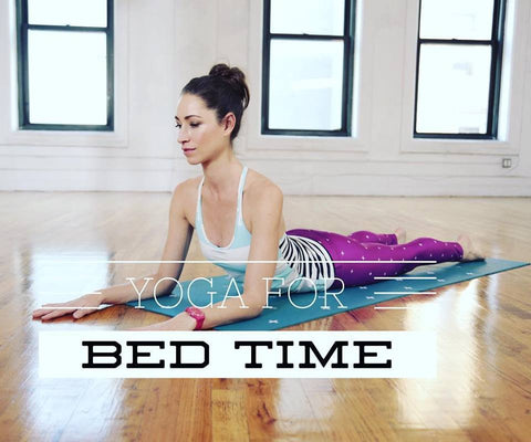 NEW! Yoga for Bed Time : 20 Minutes : January 2016