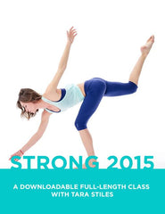 Strala STRONG 1-Hour Class : October 2015