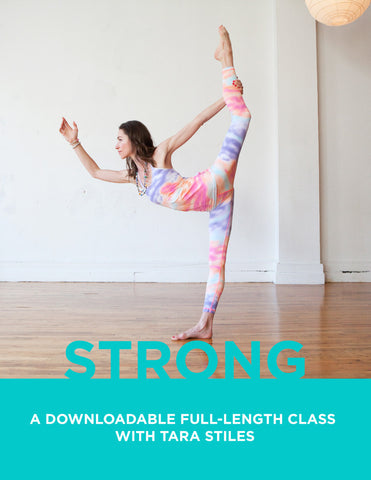 Strala STRONG 1-Hour Class