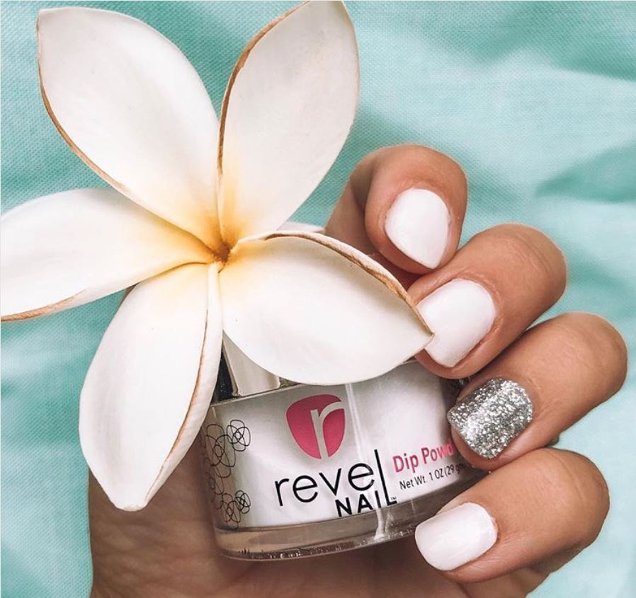 Revel Nail Dip Powder Social Media