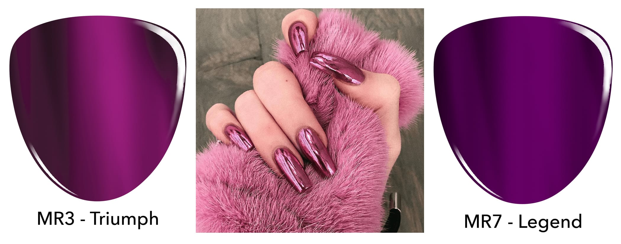 Photo of Kylie Jenner nails pink chrome nails dip powder, revel nail dip powder