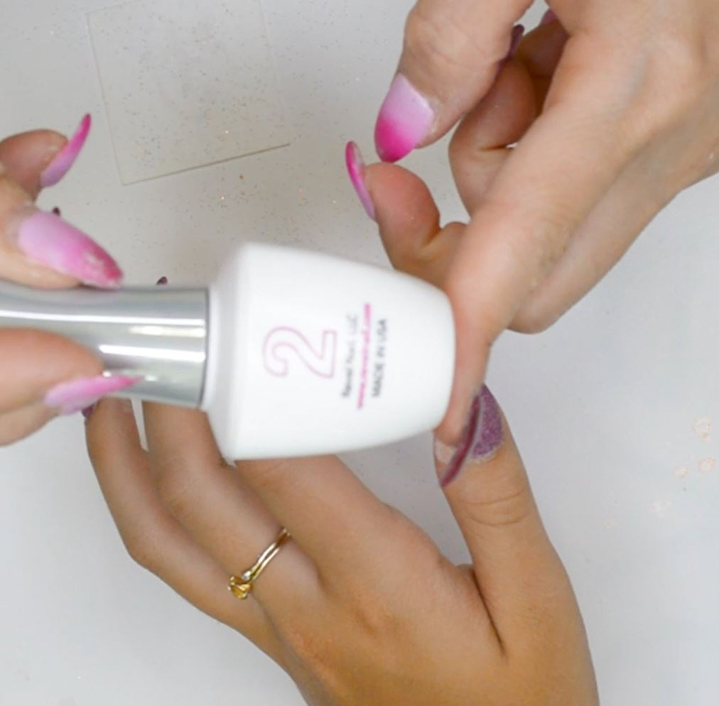 Photo of Revel Nail Activator bottle/revel nail dip powder