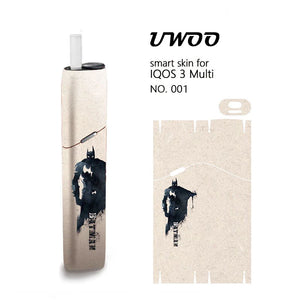 IQOS 3 Multi Skin Cover Sticker Protective Film Designed by UWOO Heat not Burn