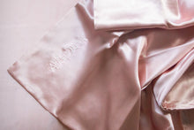 Load image into Gallery viewer, Pure Silk Pillowcase in Dusty Pink