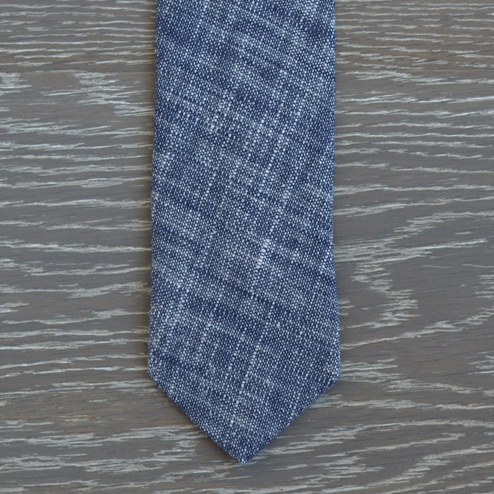 Lightweight Denim Tie