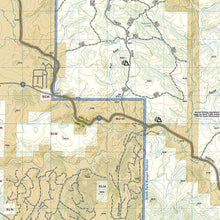 Load image into Gallery viewer, 105 :: Tarryall Mountains Kenosha Pass Map Trails Illustrated Maps EVMAPLINK