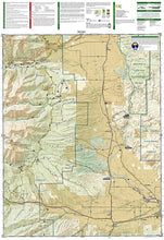 Load image into Gallery viewer, 130 :: Salida St. Elmo Mount Shavano Map Trails Illustrated Maps EVMAPLINK