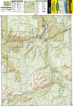 Load image into Gallery viewer, 133 :: Kebler Pass Paonia Reservoir Map Trails Illustrated Maps EVMAPLINK