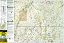 Load image into Gallery viewer, 135 :: Deckers Rampart Range Map Trails Illustrated Maps EVMAPLINK