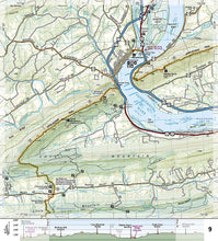 Load image into Gallery viewer, 1506 :: Appalachian Trail Raven Rock to Swatara Gap [Pennsylvania] Map Map Guides EVMAPLINK