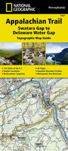 Load image into Gallery viewer, 1507 :: Appalachian Trail Swatara Gap to Delaware Water Gap [Pennsylvania] Map Map Guides EVMAPLINK
