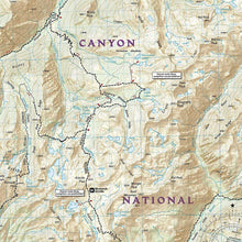 Load image into Gallery viewer, 205 :: Sequoia and Kings Canyon National Parks Map Trails Illustrated Maps EVMAPLINK