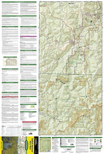 Load image into Gallery viewer, 232 :: Buffalo National River West Map Trails Illustrated Maps EVMAPLINK