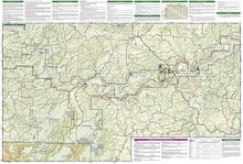 Load image into Gallery viewer, 233 :: Buffalo National River East Map Trails Illustrated Maps EVMAPLINK
