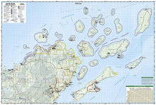 Load image into Gallery viewer, 235 :: Apostle Islands National Lakeshore Map Trails Illustrated Maps EVMAPLINK