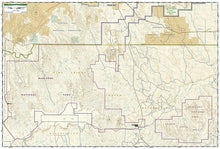 Load image into Gallery viewer, 239 :: Badlands National Park Map Trails Illustrated Maps EVMAPLINK