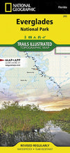 Load image into Gallery viewer, 243 :: Everglades National Park Map Trails Illustrated Maps EVMAPLINK