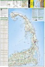 Load image into Gallery viewer, 250 :: Cape Cod Map Trails Illustrated Maps Map-N-Hike