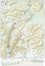 Load image into Gallery viewer, 254 :: Chilkoot Trail Klondike Gold Rush National Historic Park Map Trails Illustrated Maps EVMAPLINK