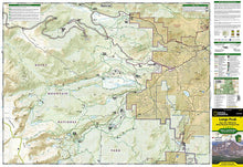 Load image into Gallery viewer, 301 :: Longs Peak: Rocky Mountain National Park [Bear Lake Wild Basin] Map Trails Illustrated Maps EVMAPLINK