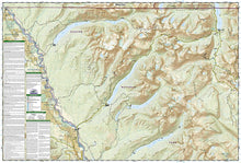Load image into Gallery viewer, 313 :: North Fork: Glacier National Park Map Trails Illustrated Maps EVMAPLINK